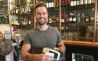 Corbett and Claude restaurants in Brisbane help usher in Australia's cashless future